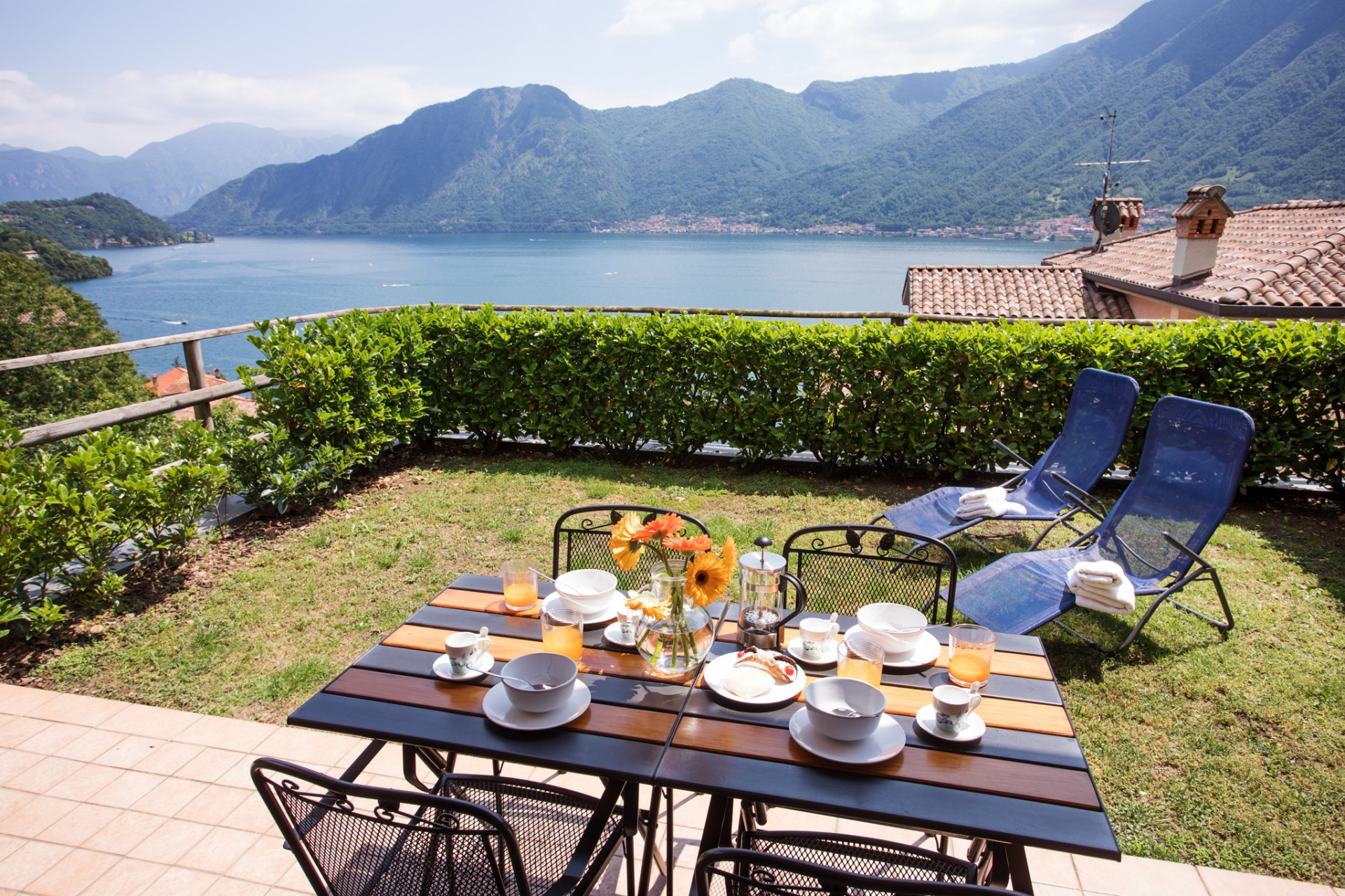 Alba Sala Pool Home, Lake Como