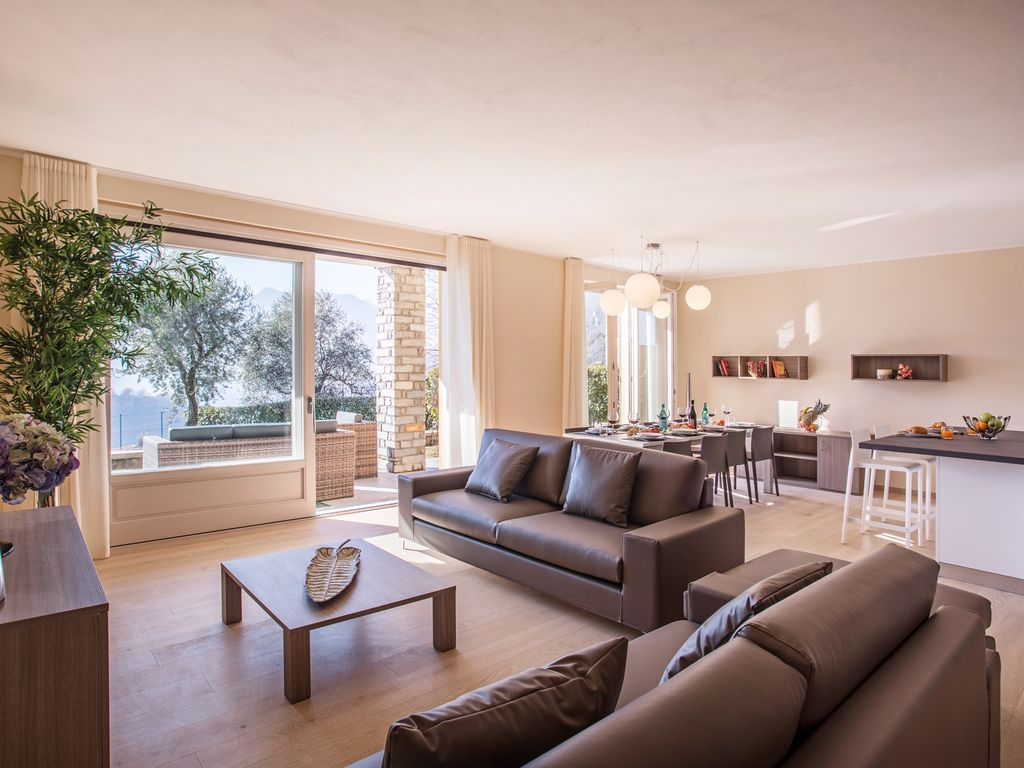 """Ossuccio Grande """"A"""" is brand new family home with pool sleeping 8 guests"""