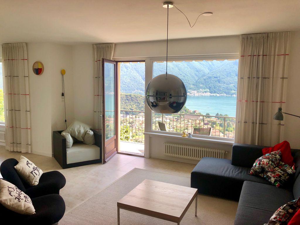 Lenno Villa Panoramica