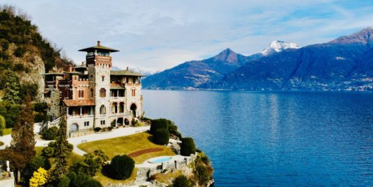 Villa Gaeta, the home as seen in the finale of James Bond's 007 Casino Royale.