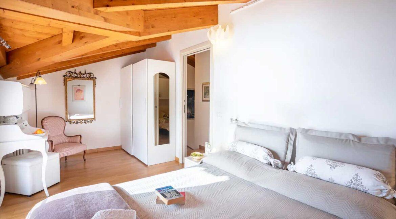 Camera da letto Mastena Apartment (2)